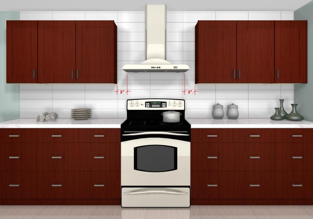 Spacing Between Kitchen Cabinets Common Kitchen Design Mistakes: What's The Appropriate