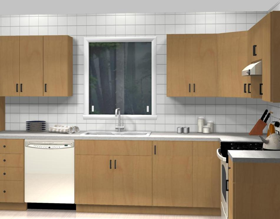 Spacing Between Kitchen Cabinets Common Kitchen Design Mistakes: How The Window Frame