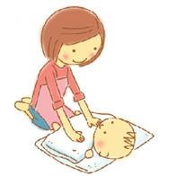 赤ちゃん お風呂 入れ方、4