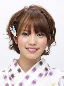 卒業式 袴 髪型 ショート ミディアム ロング 女性 2