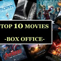 Top 10 Movies - 2016