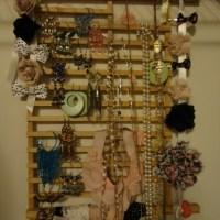 DIY: Jewellery Display