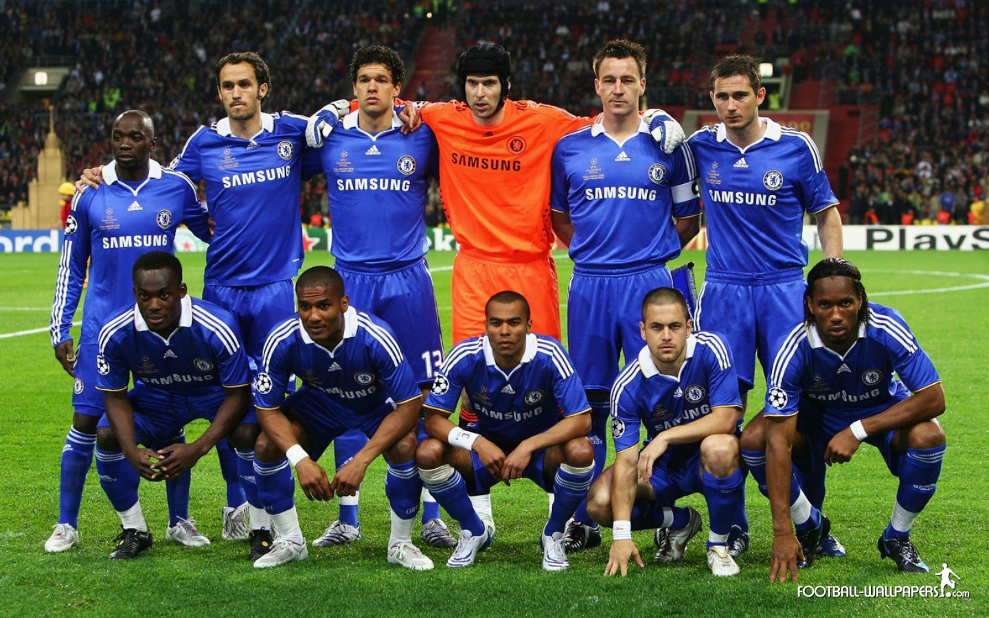 Chelsea Fc Football Team