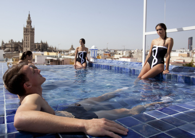 Baños Arabes Aire Sevilla Six Ways To Survive Summer In Seville - I Know A Little
