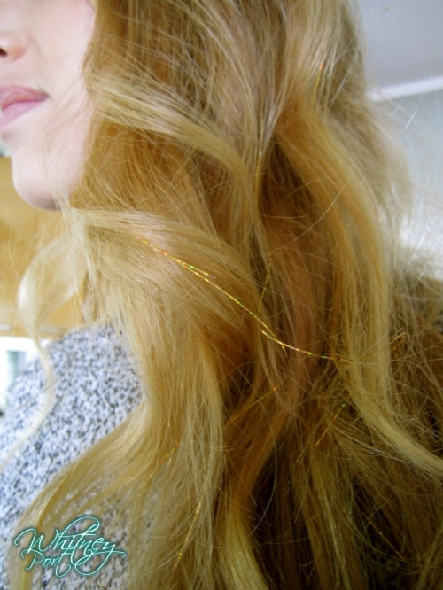 Cute Hairstyles For Curly Hair Glitter Hair Extensions Hair Extensions Cute Hair