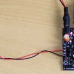 Digital Counter using iRS-2R RS232 Data Acquisition Card