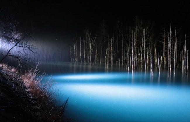 bluerake