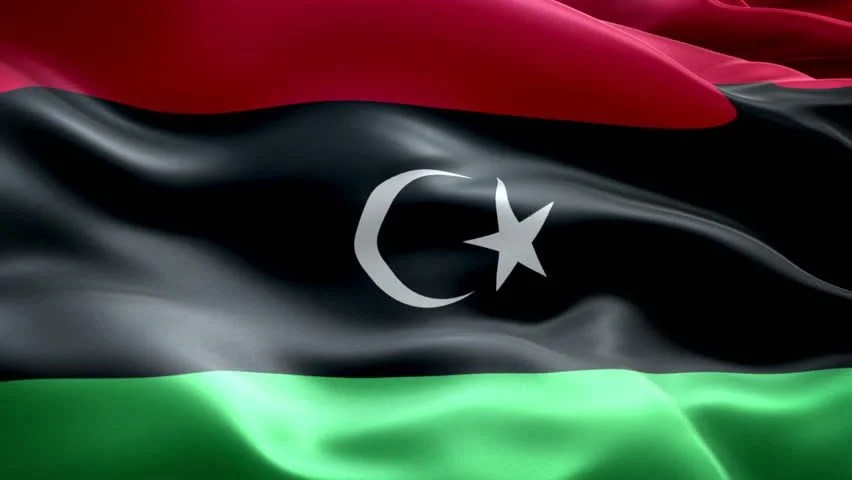 3d Motion Wallpaper Download 3d Flag Libya Stock Footage Video 5930798 Shutterstock