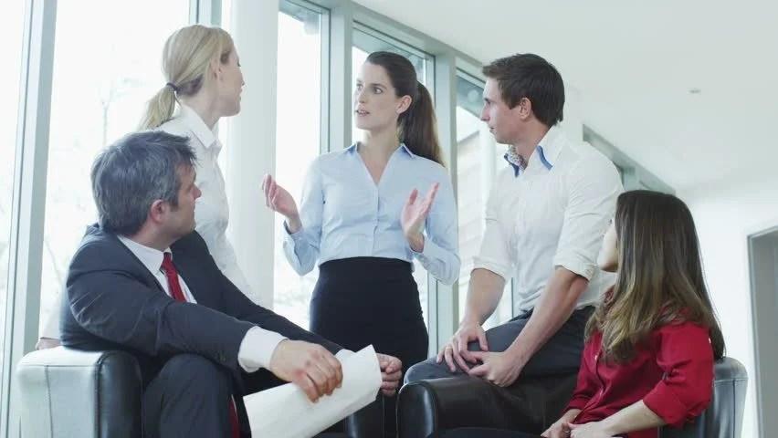 Formal business meeting / FORTUNATEFORGOTTENCF