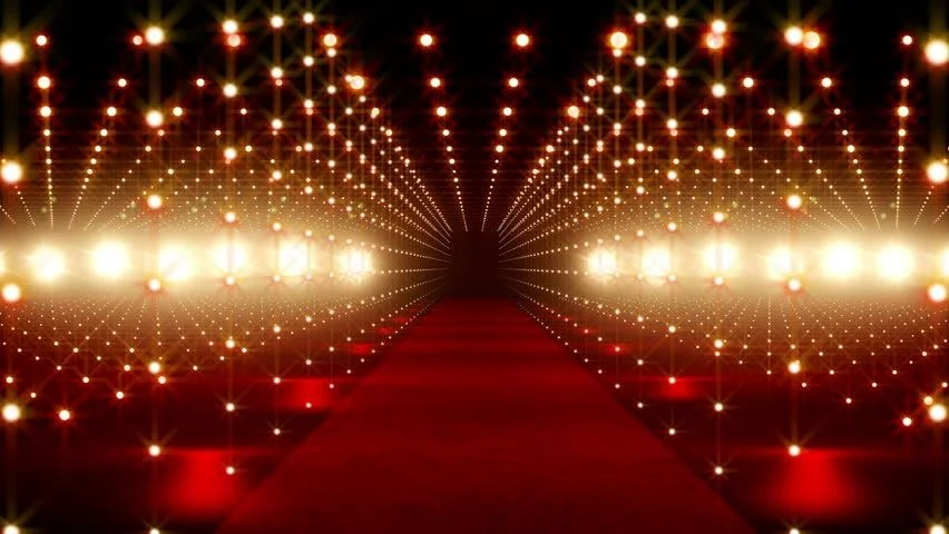 3d Moving Animation Wallpaper Download Red Carpet Festival Scene Animation Stock Footage Video