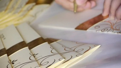 1080p Wedding Invitation Card Background / Names Are ...