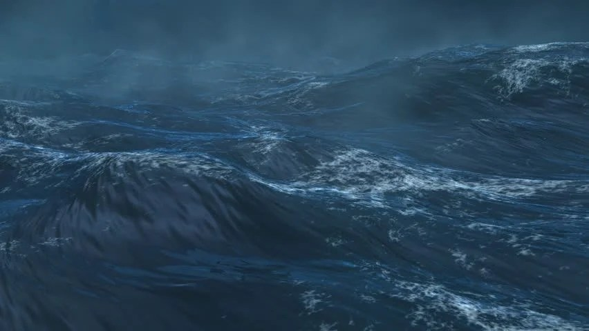 3d Animated Wallpapers And Screensavers Full Version Free Download High Quality 3d Render Of Stormy Ocean Extremely