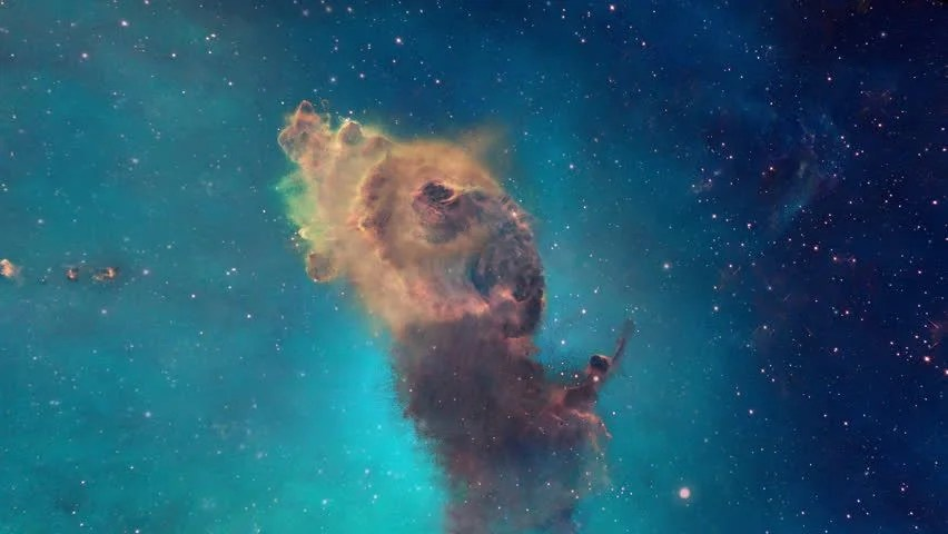 Jesus Wallpaper Hd 3d Download Outer Space Clouds Of The Carina Nebula In 3d 4k Uhd