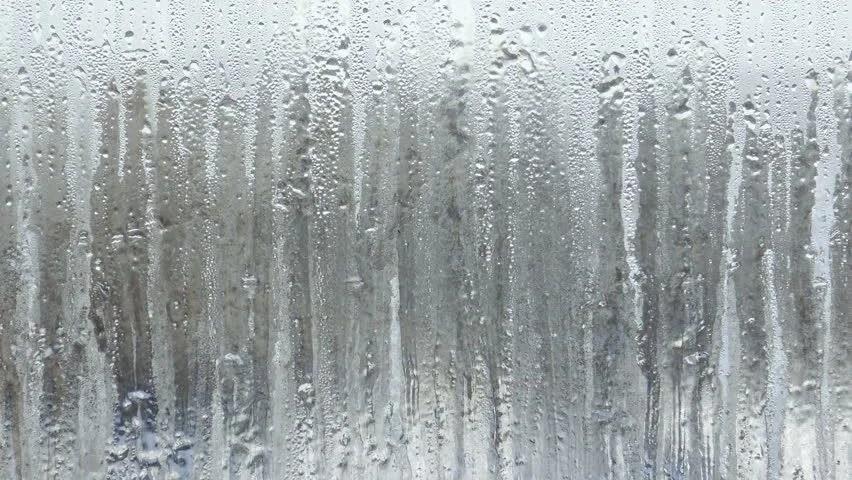 Falling Water Hd Wallpaper Rain Falling On Glass During Rain Storm Stock Footage