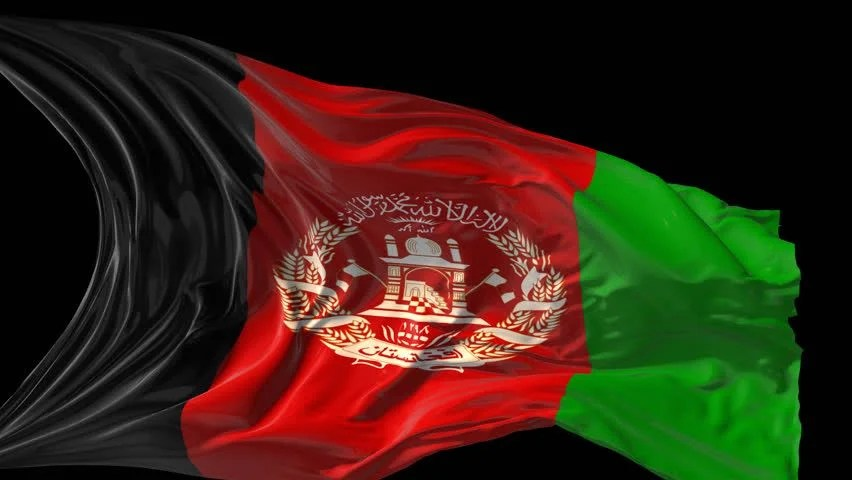 Afghanistan Flag Hd Wallpaper Flag Of Afghanistan Beautiful 3d Animation Revealing The