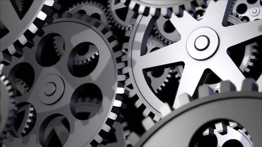 3d Diwali Live Wallpaper Animation Of Gears Stock Footage Video 10806377 Shutterstock