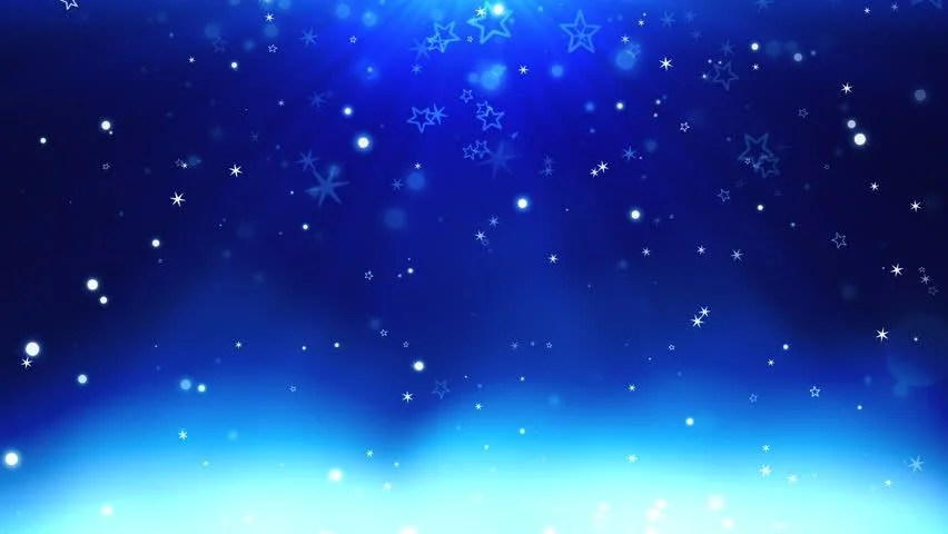 Starry Fall Night Wallpaper Christmas Snow Fall With Glints Or Starr Pattern