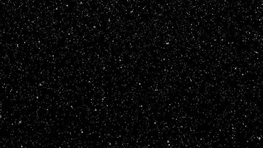 Falling Skies Wallpaper Hd Gently Falling Snow Video Background Loop Black Bg
