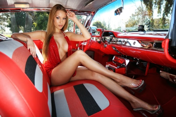 Old Classic El Camino Muscle Cars Wallpaper Picture Of Alexia Cortez
