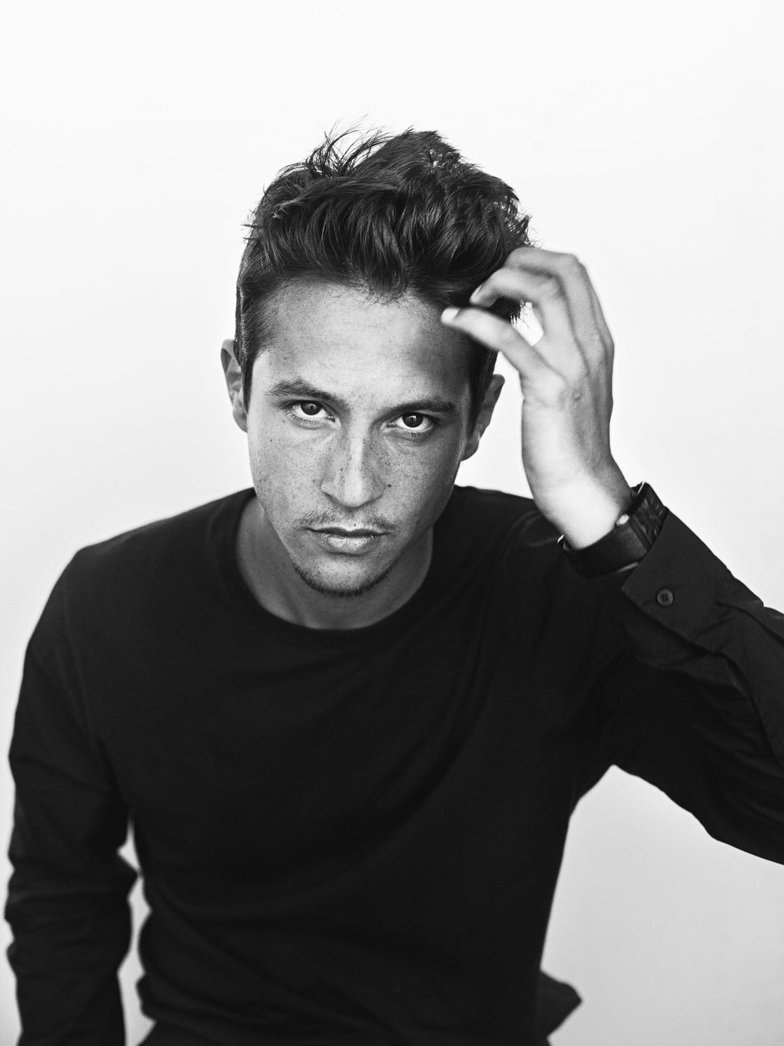 Coiffure Nekfeu Picture Of Nekfeu