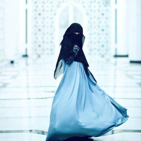 Wallpaper Muslimah Cute البعض يعتقد ان النقاب بعيد عن الجمال اليك مجموعة من صور