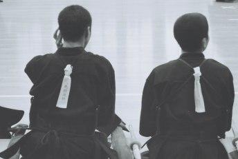 Junior Kendo competition, Akita prefecture