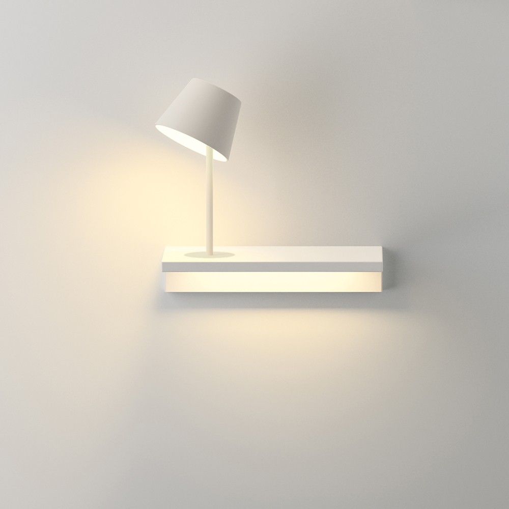 Design Küchenlampe Suite Design Wall Lamp With Reading Lamp - Led Reading Light - Wall Light - Indoor Lighting