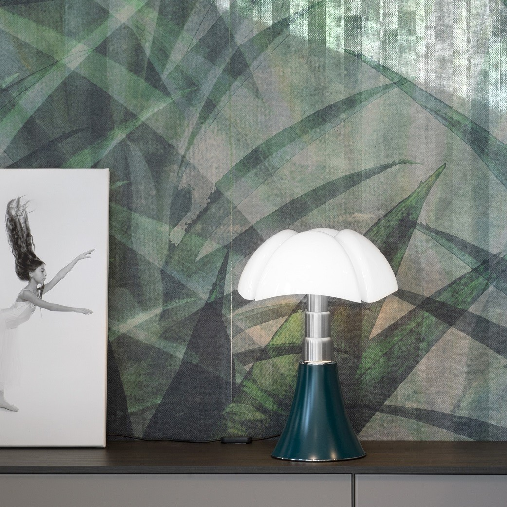 Designer Lampe Lampe Pipistrello Green On/off - Desk Light - Table Lamp - Indoor Lighting