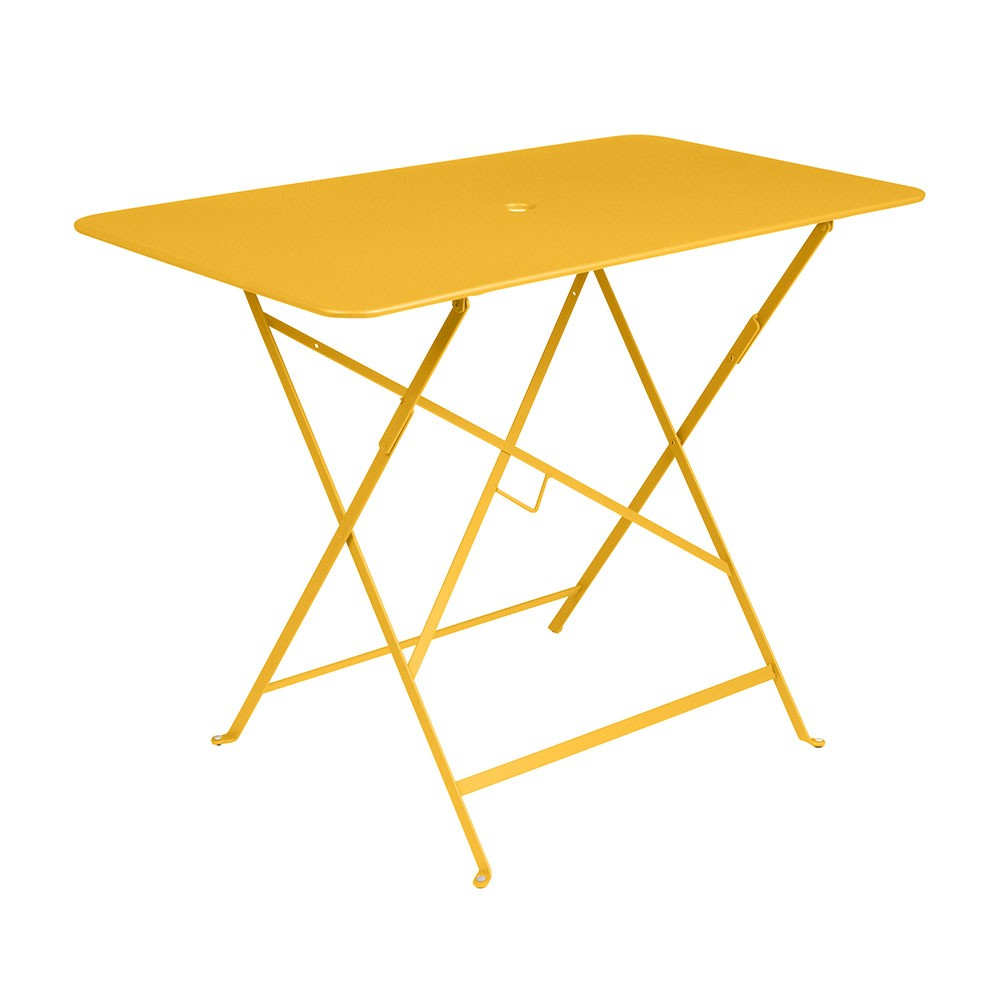Table Pliante Exterieur Bistro Table Pliante 97x57cm