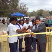 Setting an Example: Foundation Resurrects Pride in One of Florida's Poorest Communities