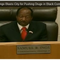 """Orlando Commissioner: City """"Wants to be a Conduit & Push Drugs"""" in Black Community"""