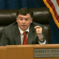 What Was Orlando Commissioner Robert Stuart Talking About?