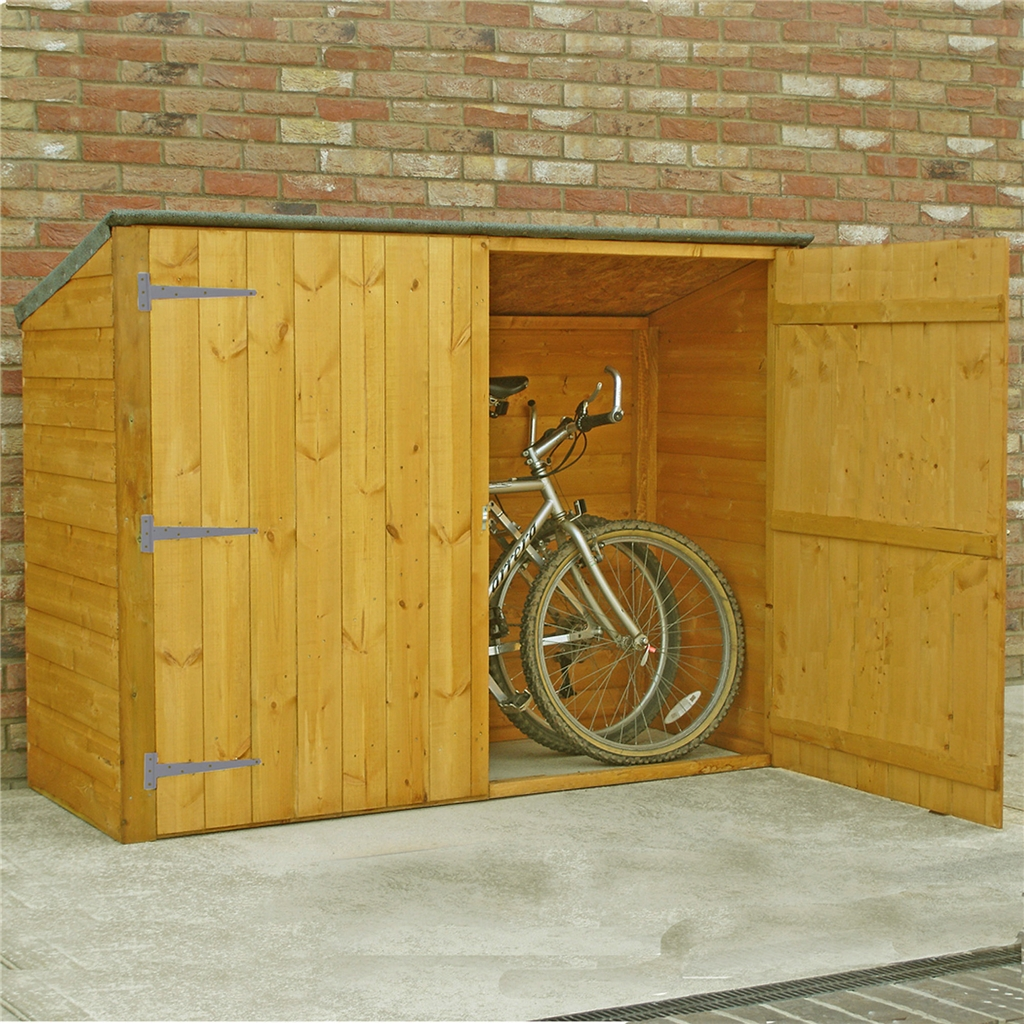 Store Banne 6 X 3.5 M 6 X 2 1 85m X 63m Tongue And Groove Pent Bike