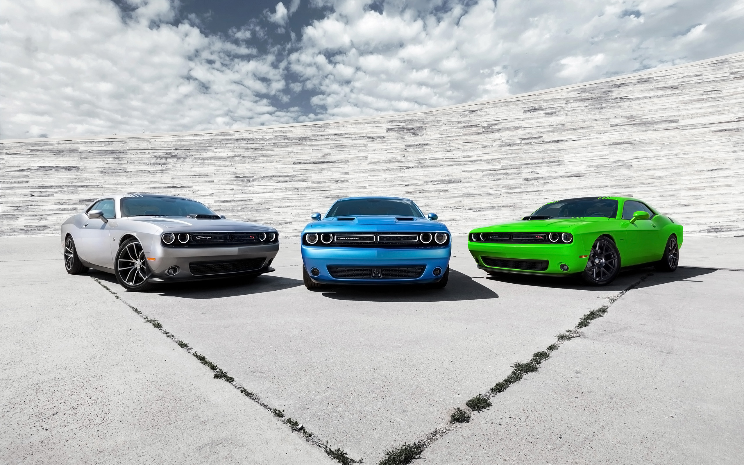 Challenger Hd Wallpaper Daily Wallpaper Dodge Challenger Trio I Like To Waste My Time