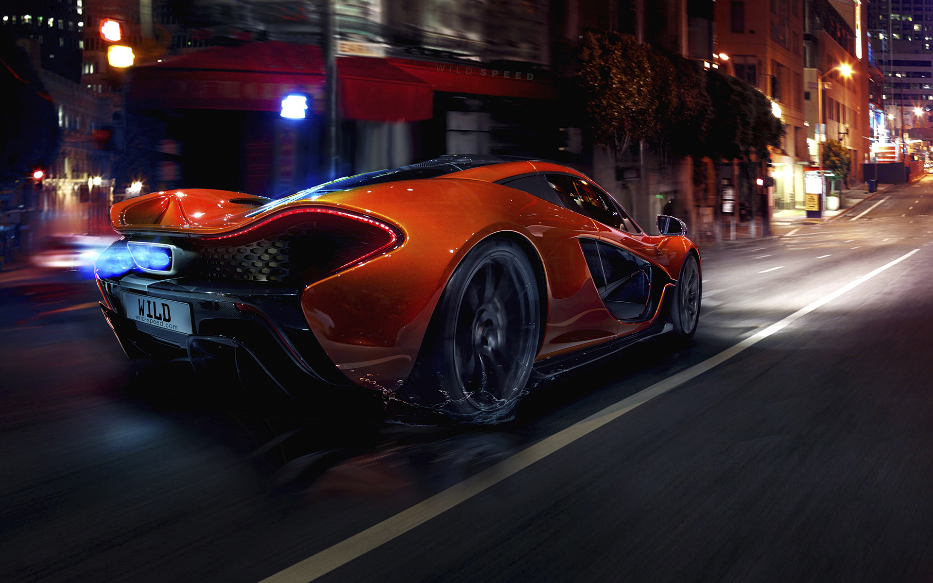 Best Cars And Bikes Wallpapers Daily Wallpaper Mclaren P1 I Like To Waste My Time
