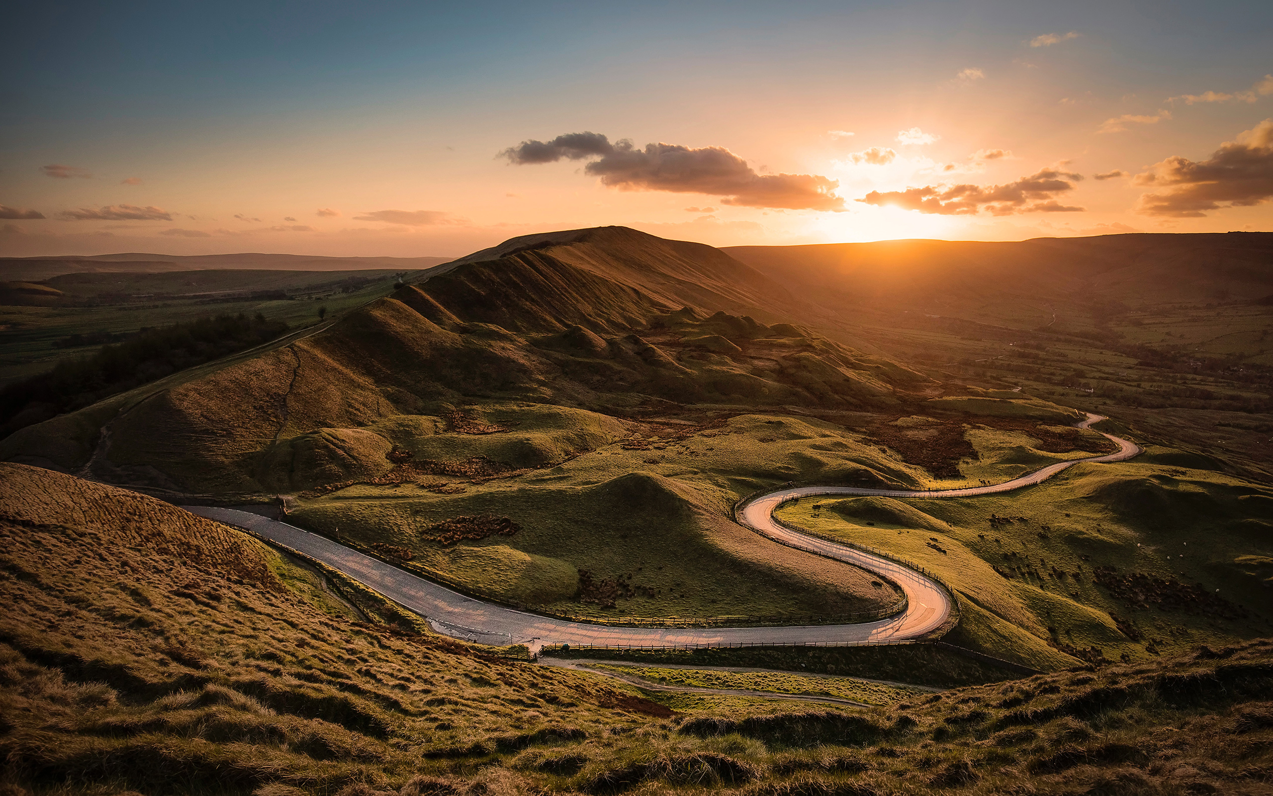 Favourite Quotes Wallpapers Daily Wallpaper Mam Tor Road United Kingdom I Like To