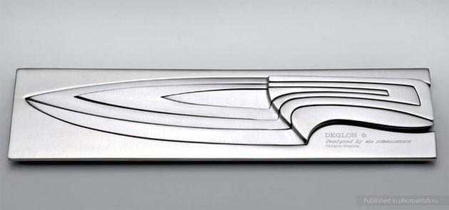 super exclusive knife set created mia schmallenbach knife nido de cuchillos de diseno el chiltepe