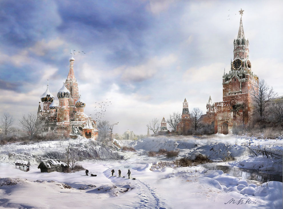 Nice Quotes On Life And Love Wallpapers Life After The Apocalypse By Vladimir Manyuhin 17 Pics