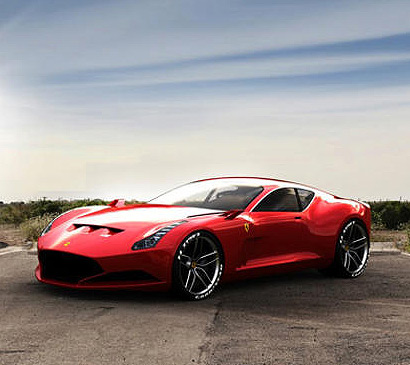 Cool Old Cars Wallpapers A Breathtaking Ferrari Concept The 612 Gto I Like To