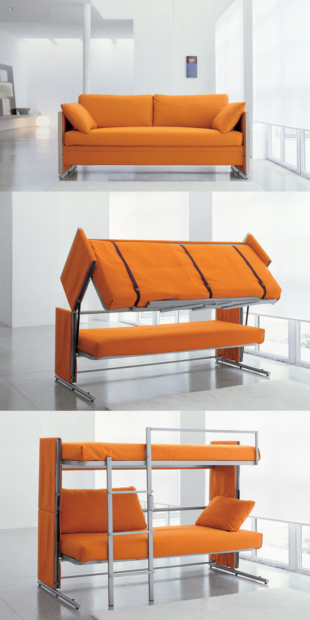 Couch That Turns Into Bed Interesting, Strange And Great Inventions [15 Pics] | I
