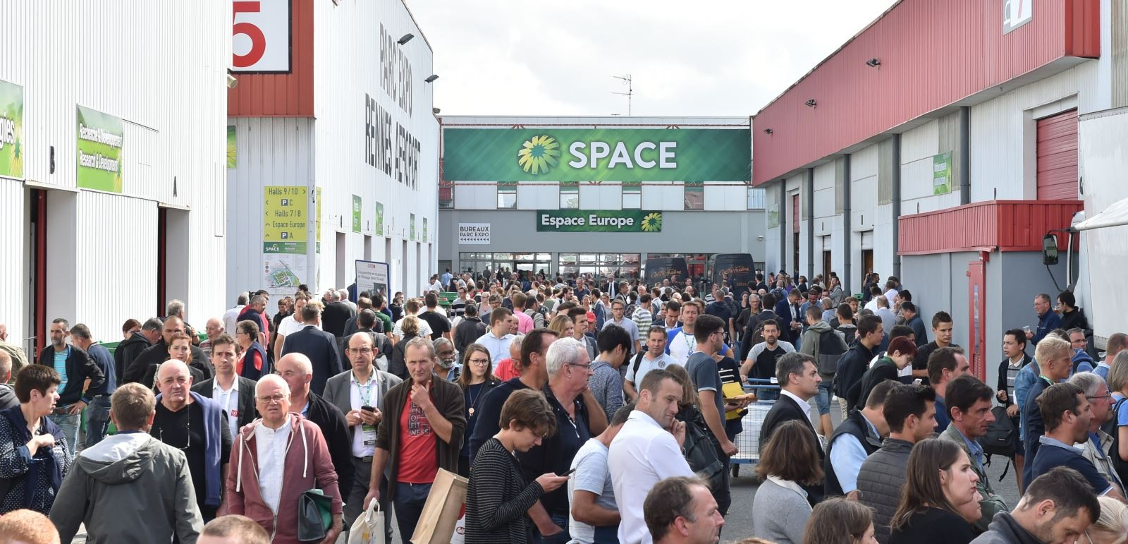 Salon Space Rennes Space Exhibition 10 To 13 Sep 2019 Rennes