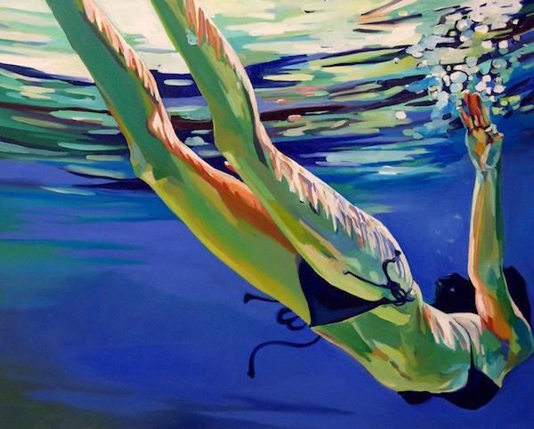 swimmer #2
