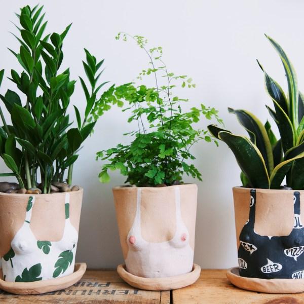 lady planter