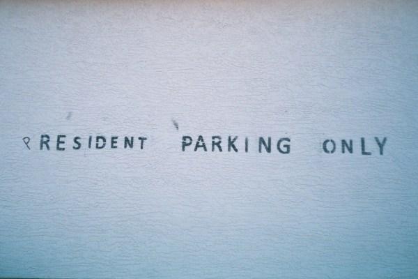 andrew volk parking