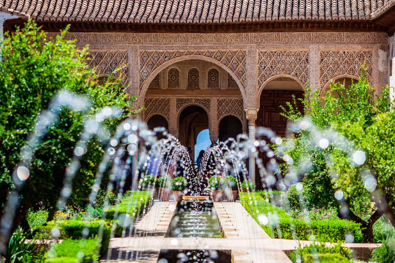 Giardino Islamico Alhambra Tour Of Islamic Heritage Price 55 Skip The
