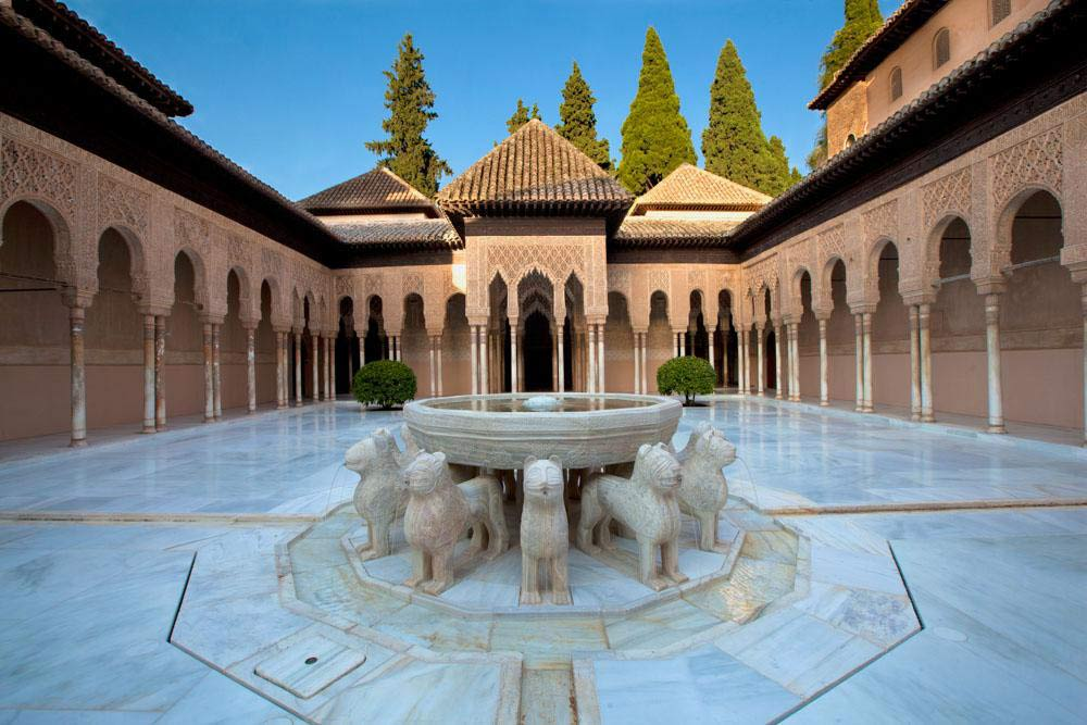 Andalusia Muslim Tour 550eur Monthly Departures Muslim