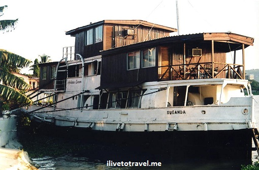Tilapia Hotel House Boat Buganda in Mwanza, Tanzania