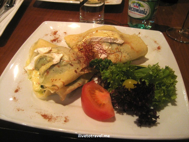 food, Krakow, Poland, Polish, travel, photo, pancake