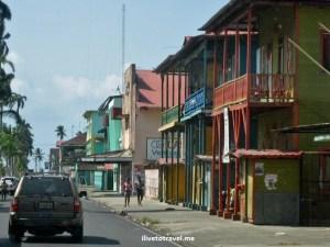 architecture, Colon, Panama, Caribbean, street scene, colorful, vacation, travel, photo, Canon EOS Rebel