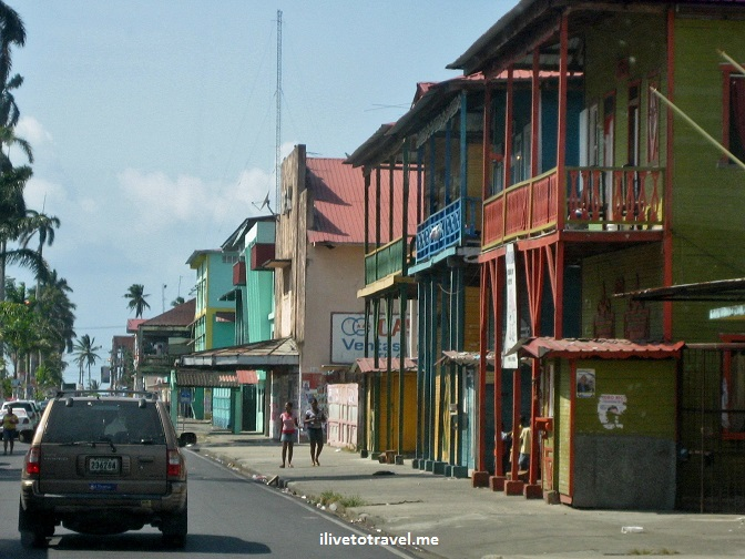 architecture, Colon, Panama, Caribbean, street scene, colorful, vacation, travel, photo, Canon EOS Rebel